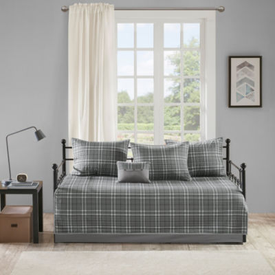 Intelligent Design Campbell Brushed 6-pc. Daybed Cover Set