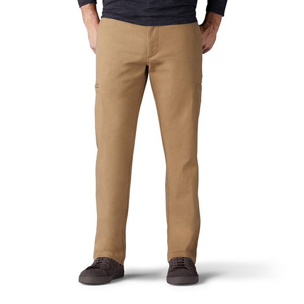 15dc239f3e4 Lee Extreme Comfort Khakis JCPenney