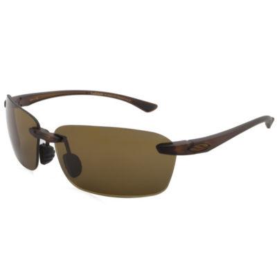 Rectangular Polarized Sunglasses-Unisex