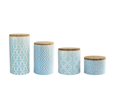 American Atelier 4-pc. Canister
