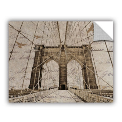 New York 2012 Removable Wall Decal
