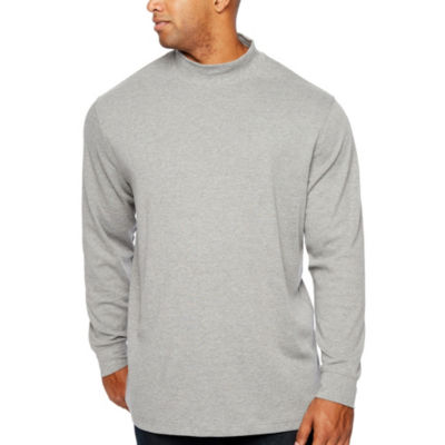 The Foundry Big & Tall Supply Co. Mock Neck Top - Big and Tall