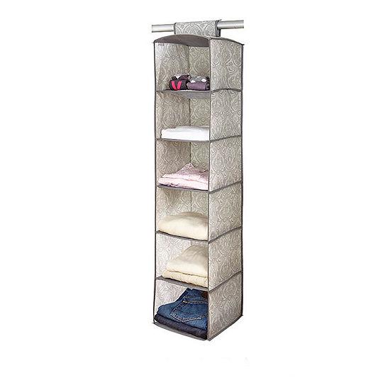 Non-Woven 6 Shelf Organizer-Almeida