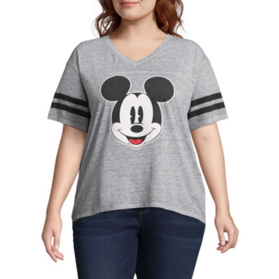 Mickey Mouse Tee - Juniors Plus