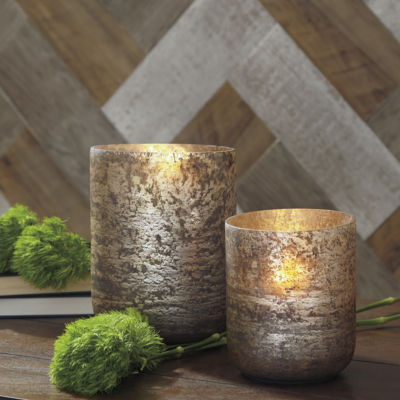 Signature Design By Ashley® Set of 2 Christelle Candle Holders