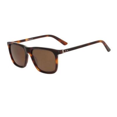Calvin Klein Sunglasses CK8502S / Frame: TortoiseLens: Brown
