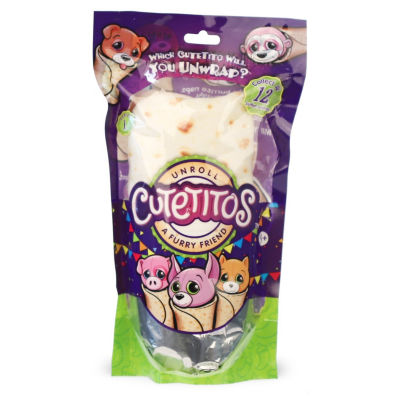 Cutetitos 7 inch Plush