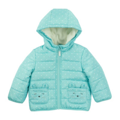 Carter's Bubble Jacket - Baby Girl