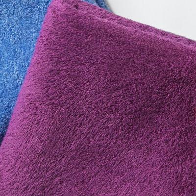 "Splash Purple Stripe 30""x60"" Pool Towel 24-pk."