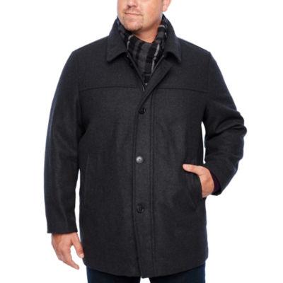 Dockers Wool Pea Coat Big and Tall