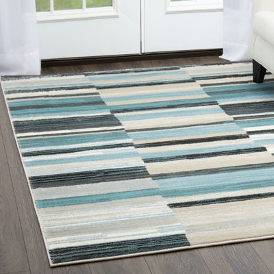 Home Dynamix Oxford Victoria Geometric Rectangular Rug