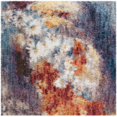 Safavieh Gypsy Collection Corina Abstract Square Area Rug