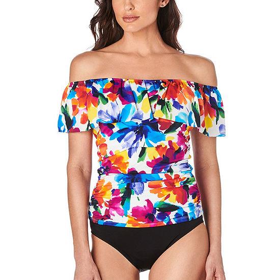 866530741f St. John s Bay Tankini Swimsuit Top or Swimsuit Bottom - JCPenney