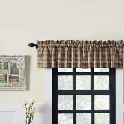 Farmhouse Window Sawyer Mill Valance