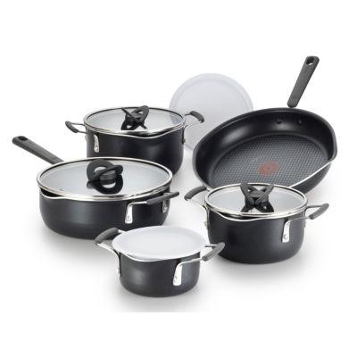T-Fal Stackables 10-Pc. Cookware Set