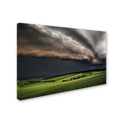 Trademark Fine Art Burger Jochen Storm Giclee Canvas Art