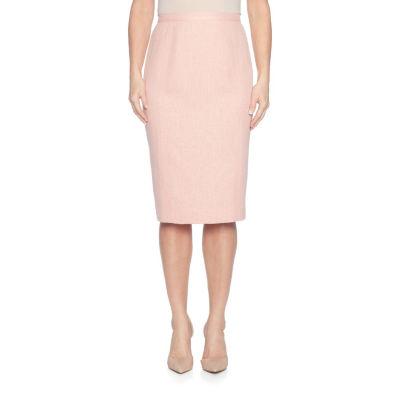 Alfred Dunner La Dolce Vita Pencil Skirt-Petite