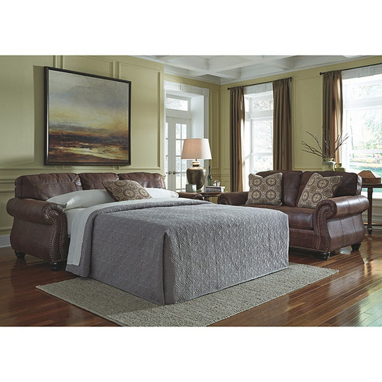 Signature Design By Ashley® Breville Queen Sofa Sleeper