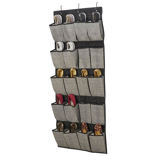 Kennedy International 20 Pocket Shoe Organizer Hanging Organizers
