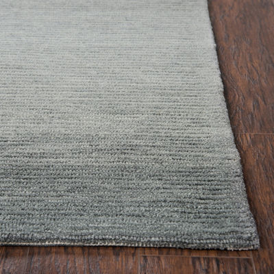 Rizzy Home Dune Collection Halbert Hand-Tufted Ombre Area Rug