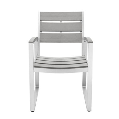 All-Weather Set of 2 Patio Dining Chairs