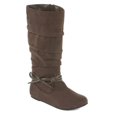 Arizona Girls Haven Slouch Zip Boots