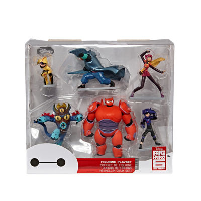 Disney 6-pc. Big Hero 6 Action Figure