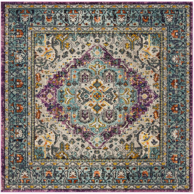 Safavieh Monaco Collection Joella Oriental Square Area Rug