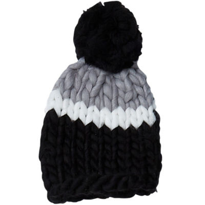 Tickled Pink Chunky Beanie