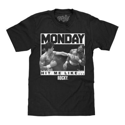 Rocky Monday Graphic Tee