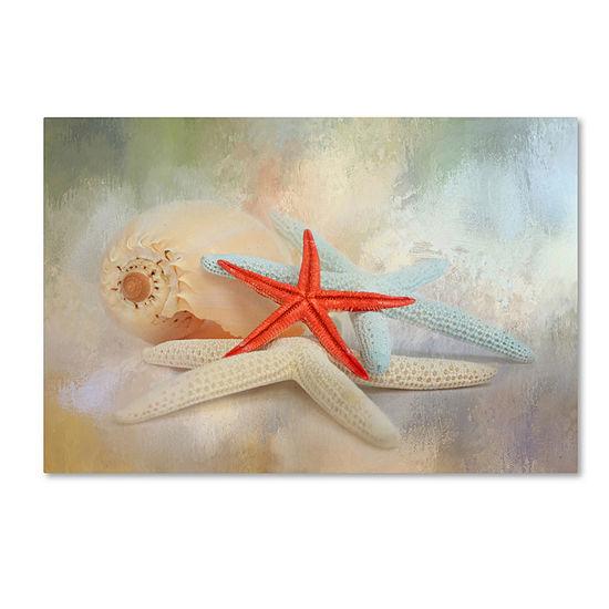 Trademark Fine Art Jai Johnson Gifts From The SeaGiclee Canvas Art