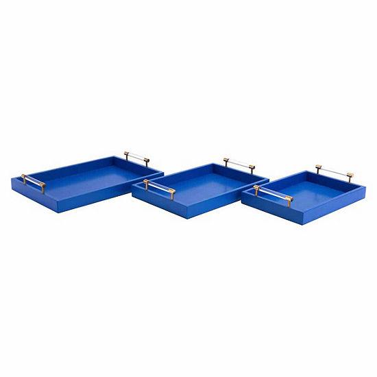 Gela Set of 3 Trays