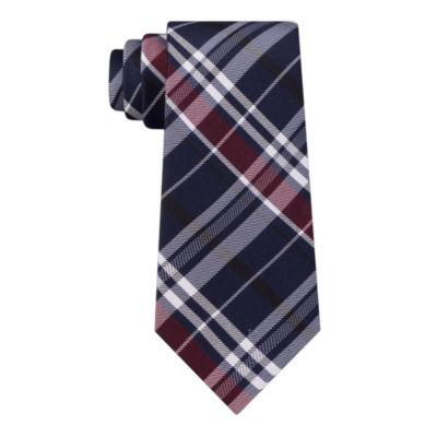 Stafford Stafford Executive 2 Plaid Tie
