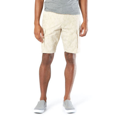 Dockers Classic Fit Poplin Cargo Shorts Big and Tall