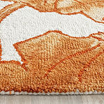 Safavieh Dip Dye Collection Erksine Floral Runner Rug