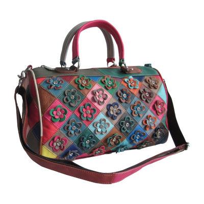 Amerileather Francienne Leather Handbag