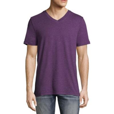 Arizona Short Sleeve Fashion V-Neck Tee