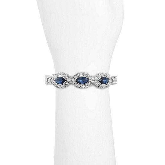 Monet Womens Blue Jewelry Set