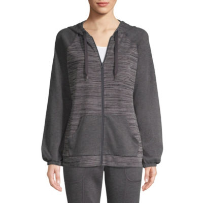 St. John's Bay Active Texture Mix Jacket