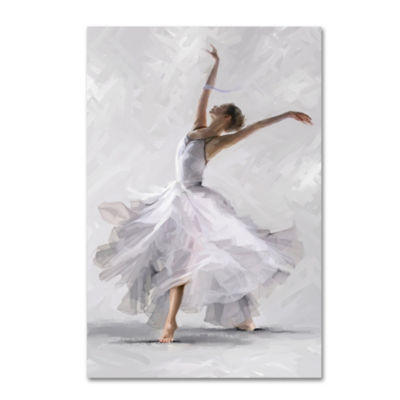 Trademark Fine Art The Macneil Studio Dance of theWinter Solstice Giclee Canvas Art