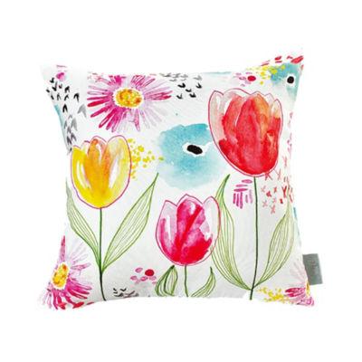 Sara B Tulip Square Pillow