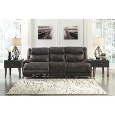 Signature Design By Ashley® Brinlack Power Reclining Sofa