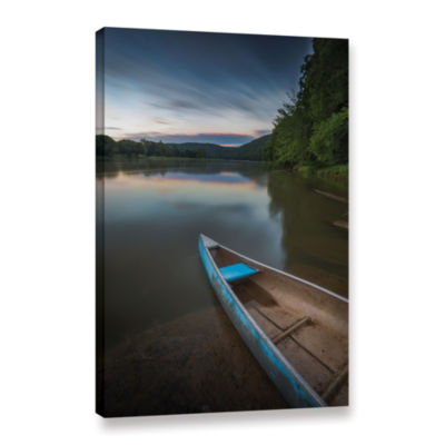 ALLEGHENY 1 Gallery Wrapped Canvas
