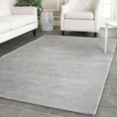 Safavieh Himalaya Collection Leptis Solid Square Area Rug