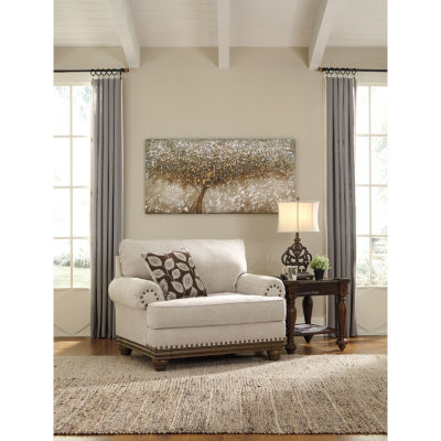Signature Design By Ashley® Harleson Oversized Chair