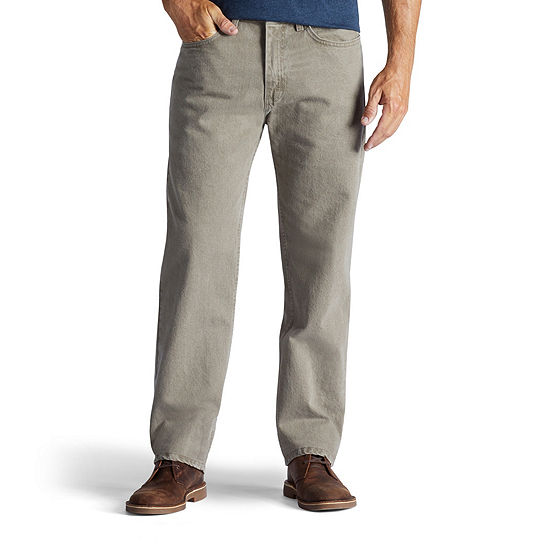 Lee® Men's Relaxed Fit Straight Leg Jeans