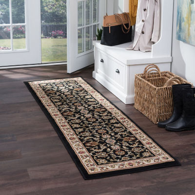 Tayse Charleston Traditional Oriental Runner Rug
