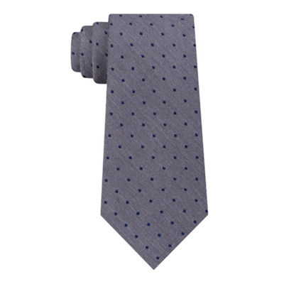 Stafford  Broadcloth 1 Dots Tie