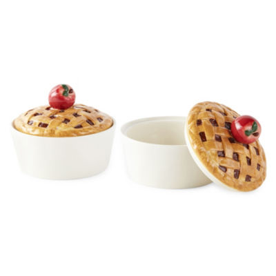 JCPenney Home 2-pc. Pie Plate