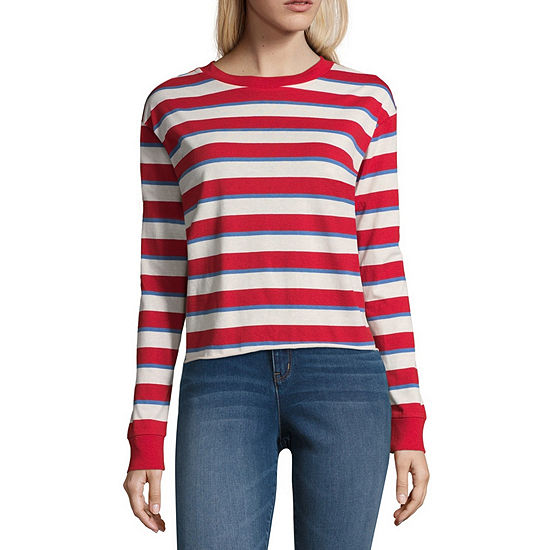 Stripe Tee Juniors